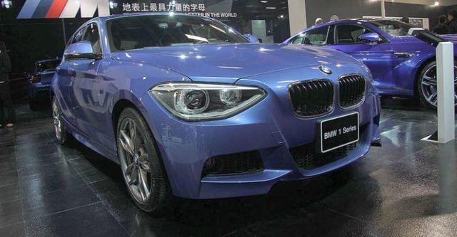 2015 BMW 1-Series 125i M Sport  第2張相片