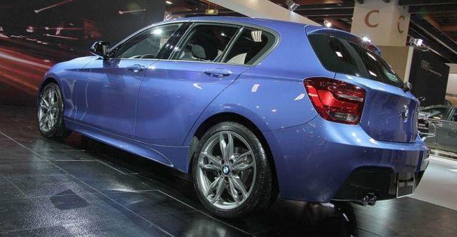 2015 BMW 1-Series 125i M Sport  第5張相片