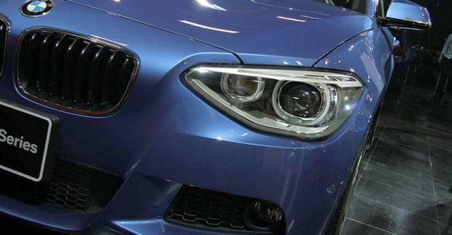 2015 BMW 1-Series 125i M Sport  第6張相片