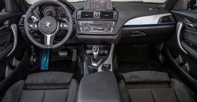 2015 BMW 1-Series 125i M Sport  第7張相片
