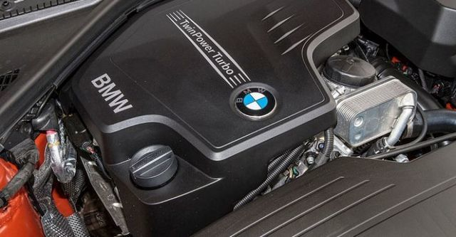 2015 BMW 1-Series 125i M Sport  第9張相片