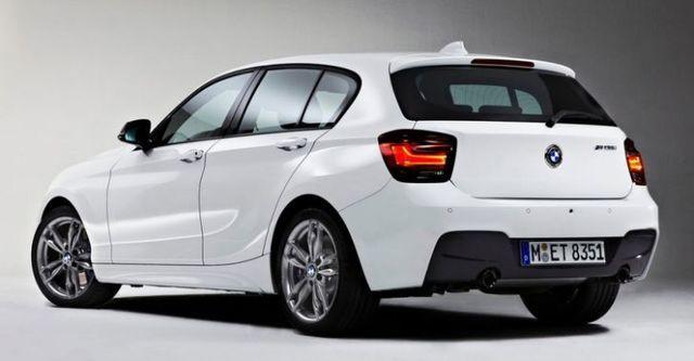 2015 BMW 1-Series M135i手排版  第3張相片