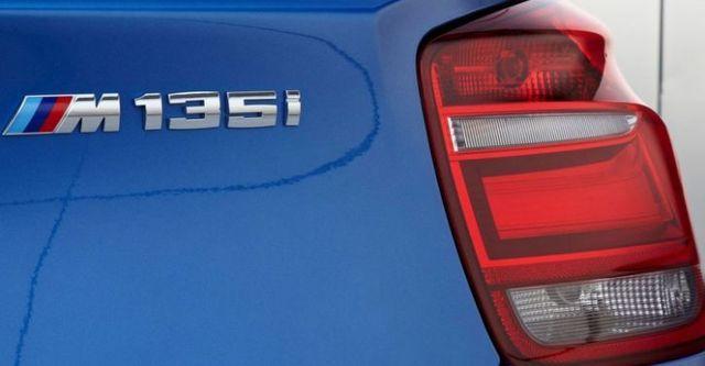 2015 BMW 1-Series M135i手排版  第4張相片