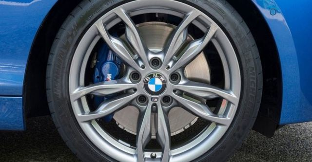 2015 BMW 1-Series M135i手排版  第5張相片