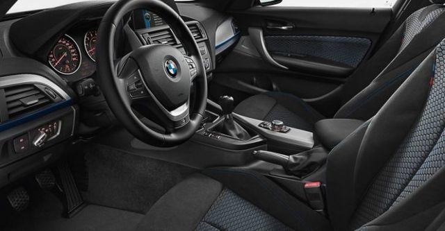 2015 BMW 1-Series M135i手排版  第6張相片