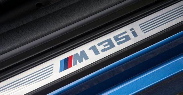 2015 BMW 1-Series M135i手排版  第9張相片