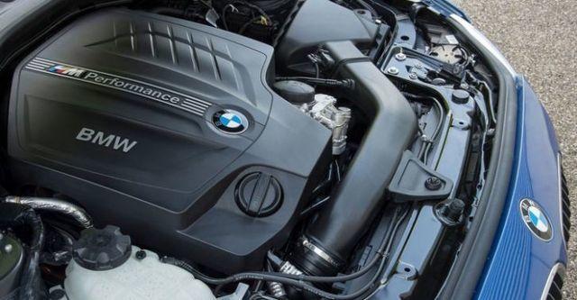 2015 BMW 1-Series M135i手排版  第10張相片