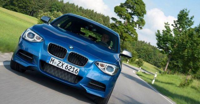 2015 BMW 1-Series M135i自排版  第1張相片