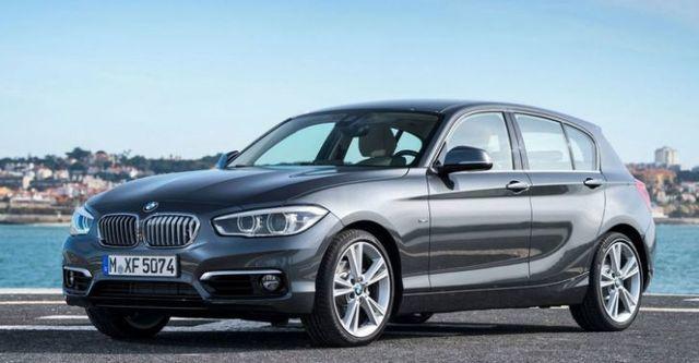 2015 BMW 1-Series(NEW) 118d  第4張相片
