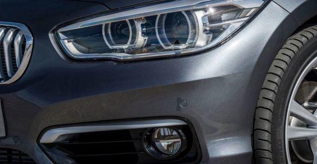 2015 BMW 1-Series(NEW) 118d  第6張相片