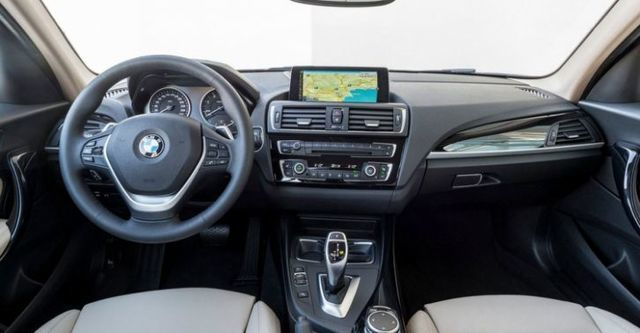 2015 BMW 1-Series(NEW) 118d  第9張相片
