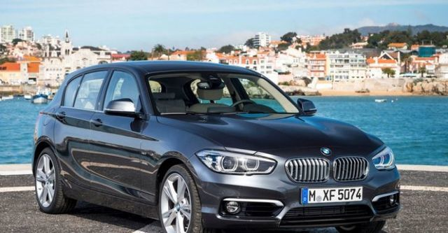 2015 BMW 1-Series(NEW) 118i  第1張相片