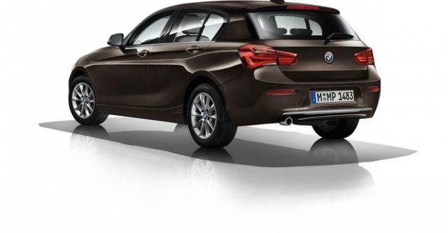 2015 BMW 1-Series(NEW) 118i  第2張相片