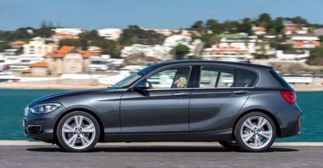 2015 BMW 1-Series(NEW) 118i  第3張相片
