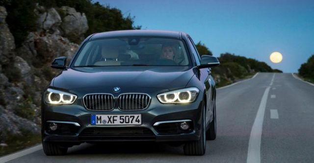 2015 BMW 1-Series(NEW) 118i  第5張相片