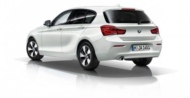 2015 BMW 1-Series(NEW) 118i  第6張相片