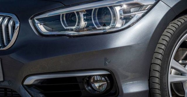 2015 BMW 1-Series(NEW) 120i  第5張相片