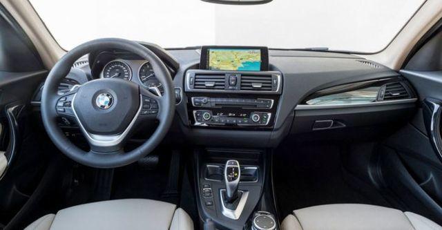 2015 BMW 1-Series(NEW) 120i  第7張相片