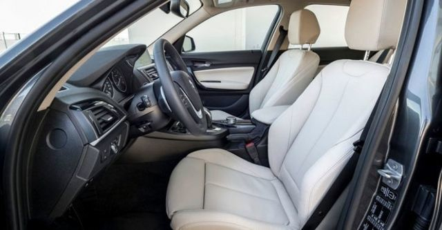 2015 BMW 1-Series(NEW) 120i  第9張相片
