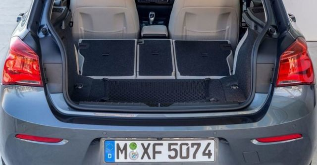 2015 BMW 1-Series(NEW) 120i  第10張相片