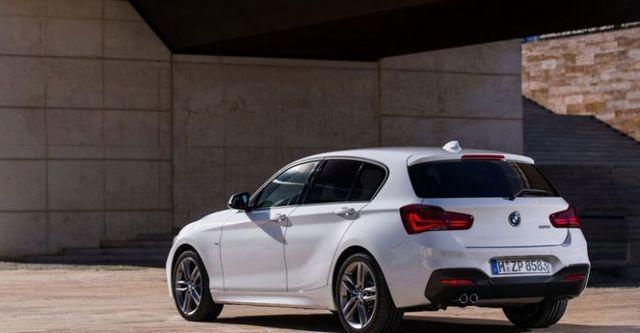 2015 BMW 1-Series(NEW) 125i M Sport  第3張相片