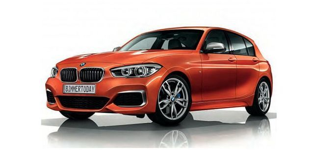 2015 BMW 1-Series(NEW) M135i  第1張相片