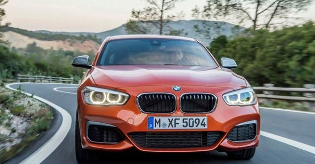 2015 BMW 1-Series(NEW) M135i  第4張相片