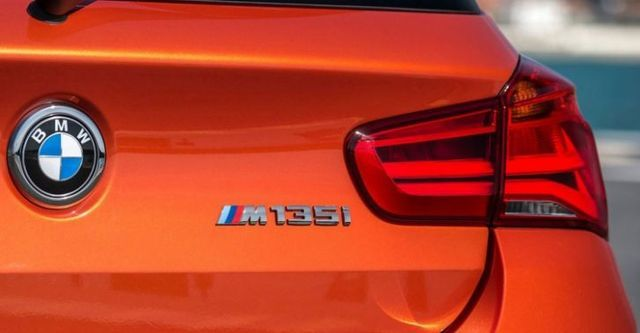 2015 BMW 1-Series(NEW) M135i  第6張相片