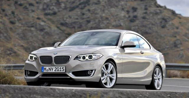 2015 BMW 2-Series 220d Sport  第1張相片