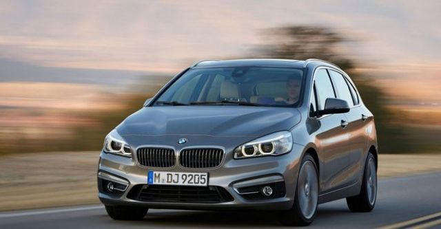 2015 BMW 2-Series Active Tourer 218i  第2張相片