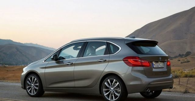 2015 BMW 2-Series Active Tourer 218i  第3張相片