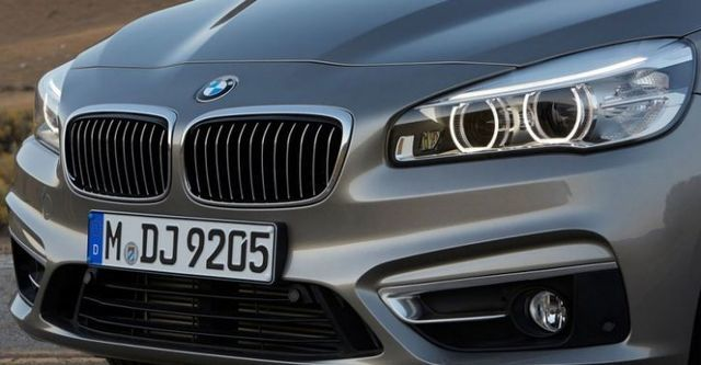 2015 BMW 2-Series Active Tourer 218i  第4張相片