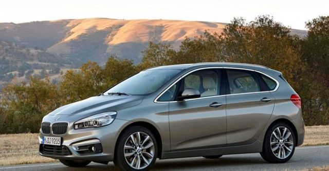2015 BMW 2-Series Active Tourer 220i  第1張相片