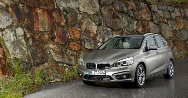 2015 BMW 2-Series Active Tourer 220i  第3張相片