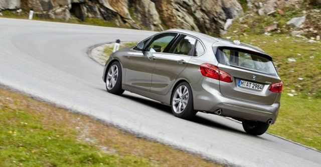 2015 BMW 2-Series Active Tourer 220i  第5張相片