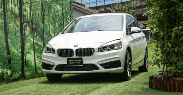 2015 BMW 2-Series Gran Tourer 218d  第1張相片