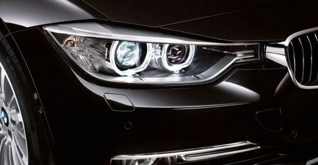 2015 BMW 3-Series Sedan 318d  第3張相片