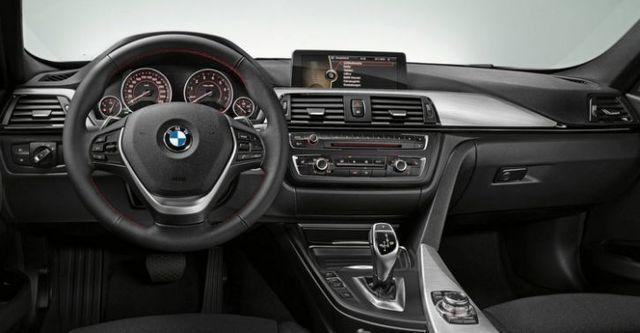 2015 BMW 3-Series Sedan 318d  第5張相片