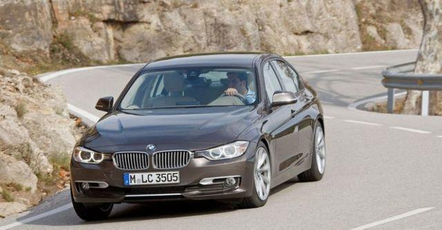 2015 BMW 3-Series Sedan 320d Luxury  第1張相片