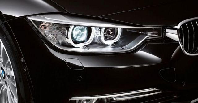 2015 BMW 3-Series Sedan 320d Luxury  第3張相片