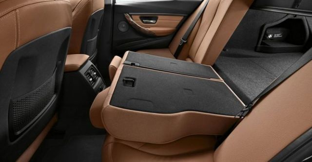 2015 BMW 3-Series Sedan 320d Luxury  第8張相片
