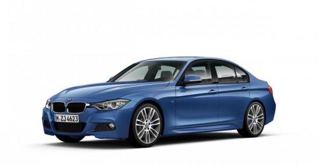 2015 BMW 3-Series Sedan 320i M Sport Package  第1張相片