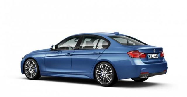 2015 BMW 3-Series Sedan 320i M Sport Package  第3張相片