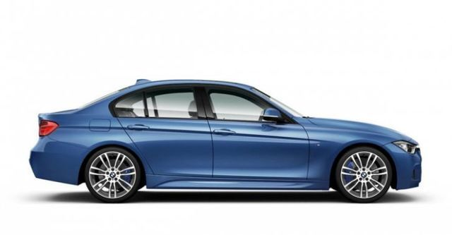 2015 BMW 3-Series Sedan 320i M Sport Package  第4張相片