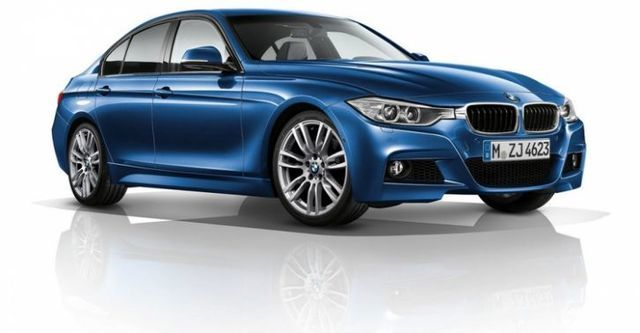 2015 BMW 3-Series Sedan 320i M Sport Package  第5張相片