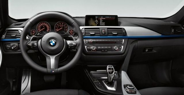 2015 BMW 3-Series Sedan 320i M Sport Package  第9張相片