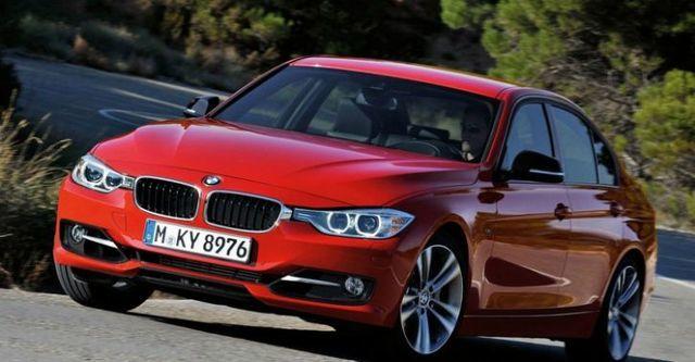2015 BMW 3-Series Sedan 328i Sport  第1張相片