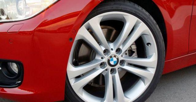 2015 BMW 3-Series Sedan 335i Sport  第4張相片
