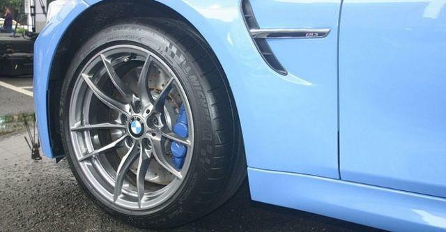 2015 BMW 3-Series Sedan M3  第4張相片