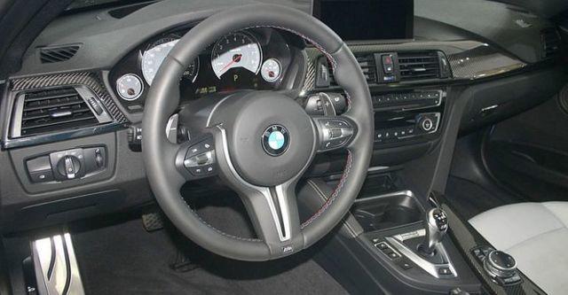 2015 BMW 3-Series Sedan M3  第6張相片